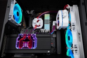 Corsair выпустила водоблок Hydro X Series XG7 RGB для видеокарт GeForce RTX 30-й серии