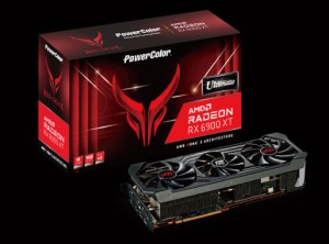 PowerColor представила видеокарту Radeon RX 6900 XT Red Devil Ultimate