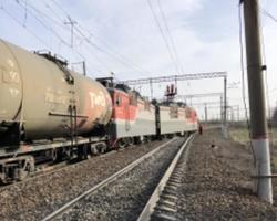 Возбуждено дело после железнодорожной аварии в Багаевке