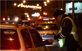 «За 40 минут до Нового года»: в ДПС рассказали о последнем задержанном в 2020 году красноярском автопьянице