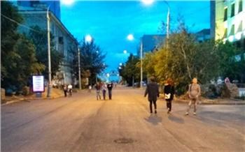 Проспект Мира в Красноярске станет пешеходным