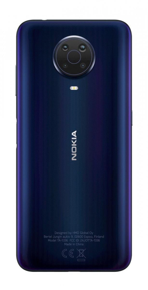 Представлены бюджетные смартфоны Nokia G10 и G20