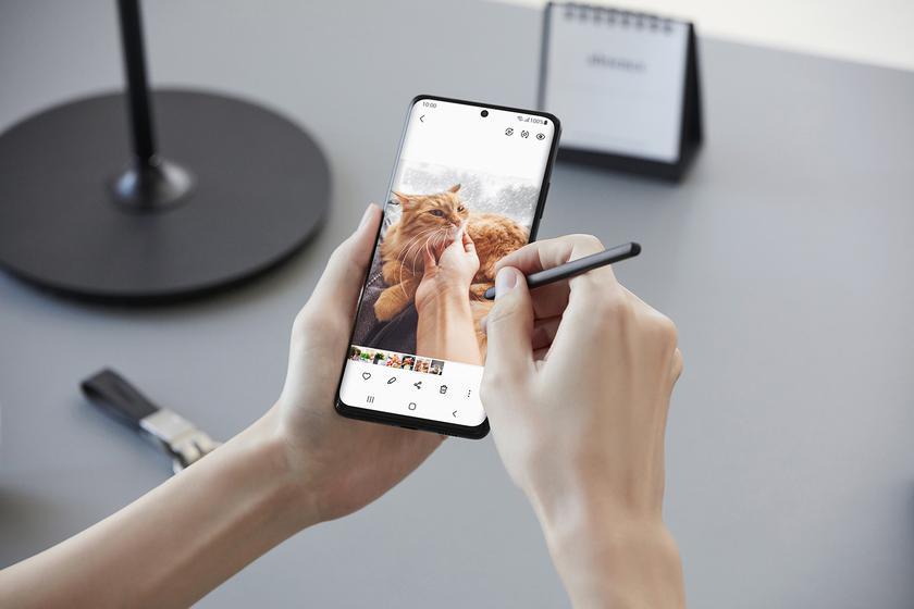 Представлен совершенный флагман Samsung Galaxy S21 Ultra с поддержкой S Pen