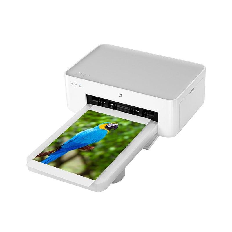 Xiaomi выпустила новый фотопринтер MIJIA Photo Printer 1S