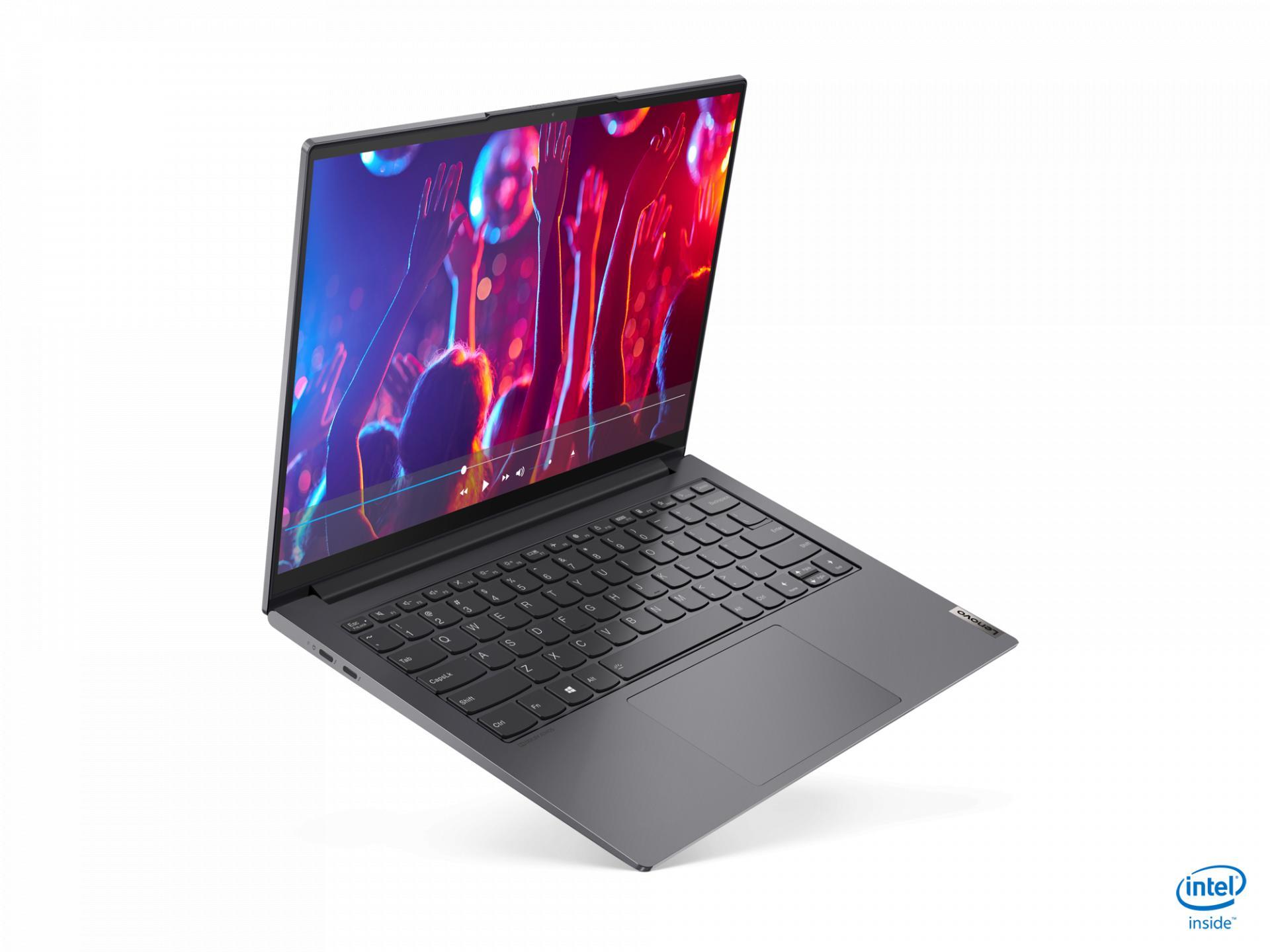 Lenovo представила OLED-версию ноутбука Yoga Slim 7i Pro