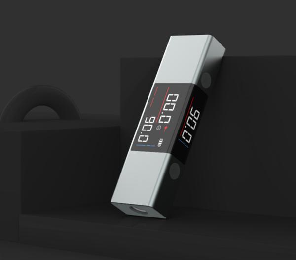 Xiaomi выпустила лазерный дальномер Duka LI1