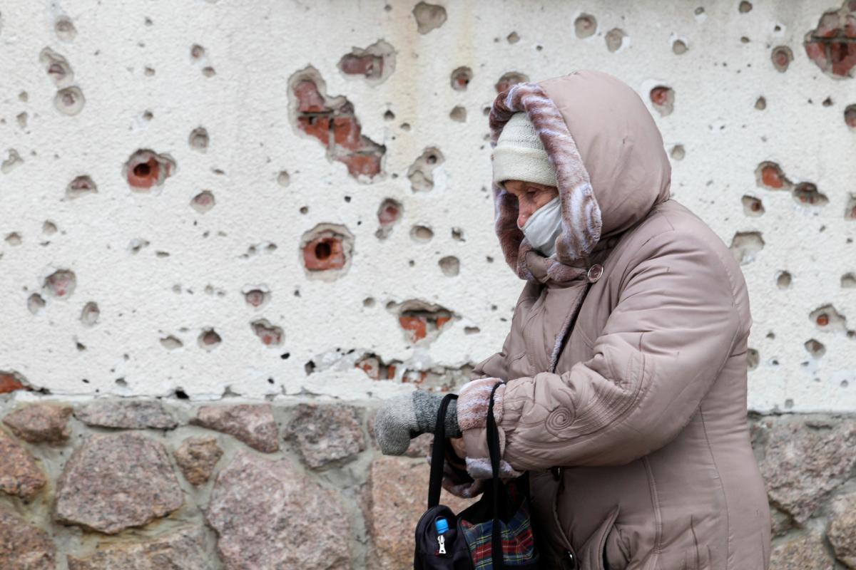 Оккупанты с начала года сбросили на подконтрольную Украине территорию более 50 мин