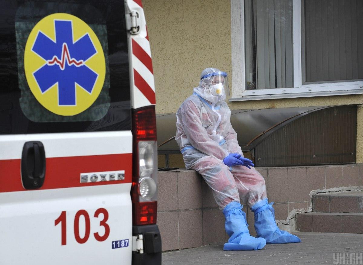 В Украине за сутки от коронавируса выздоровели почти 8 тысяч человек, 166 умерших