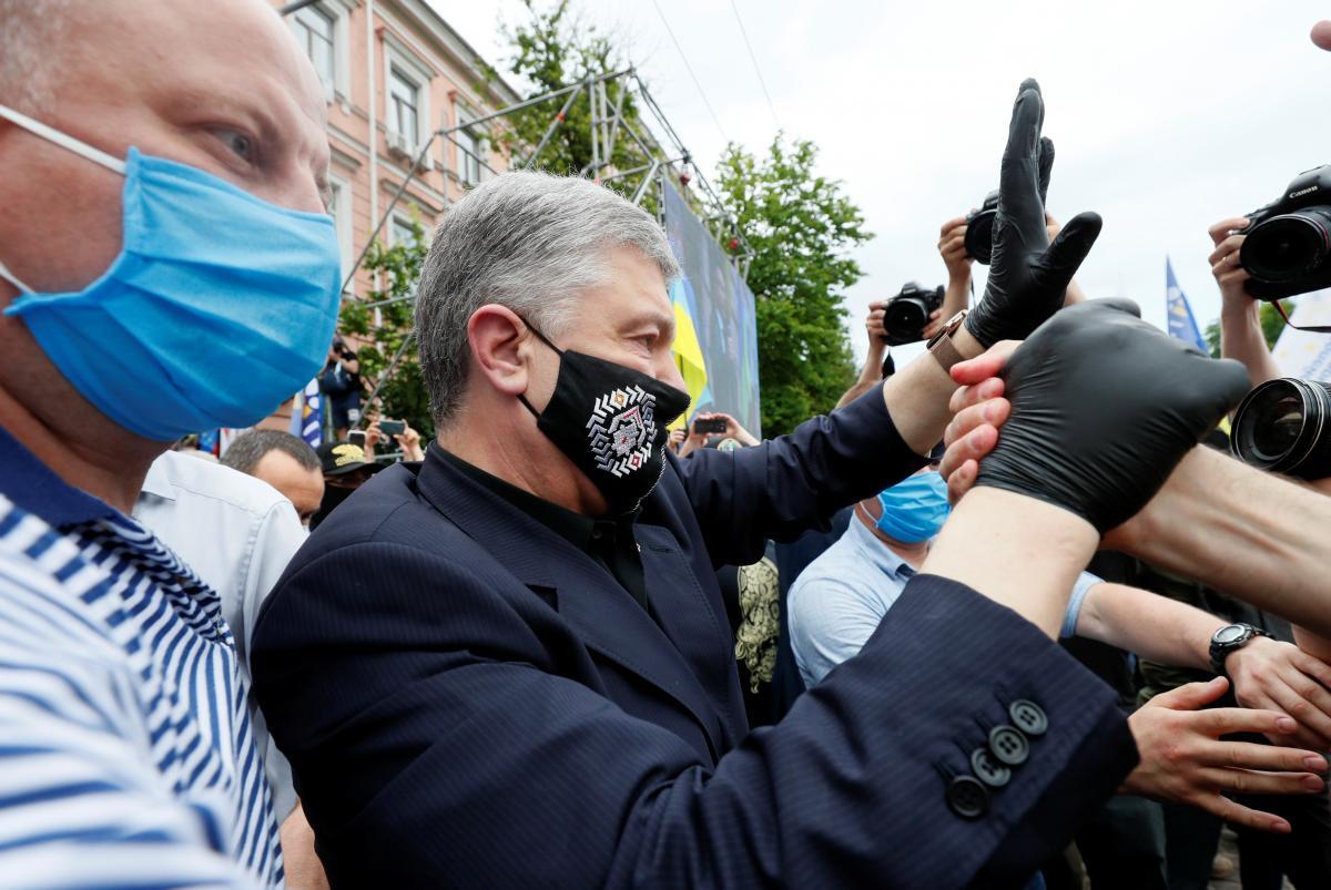 Порошенко отреагировал на 'пленки Медведчука' о блокировании обмена пленными