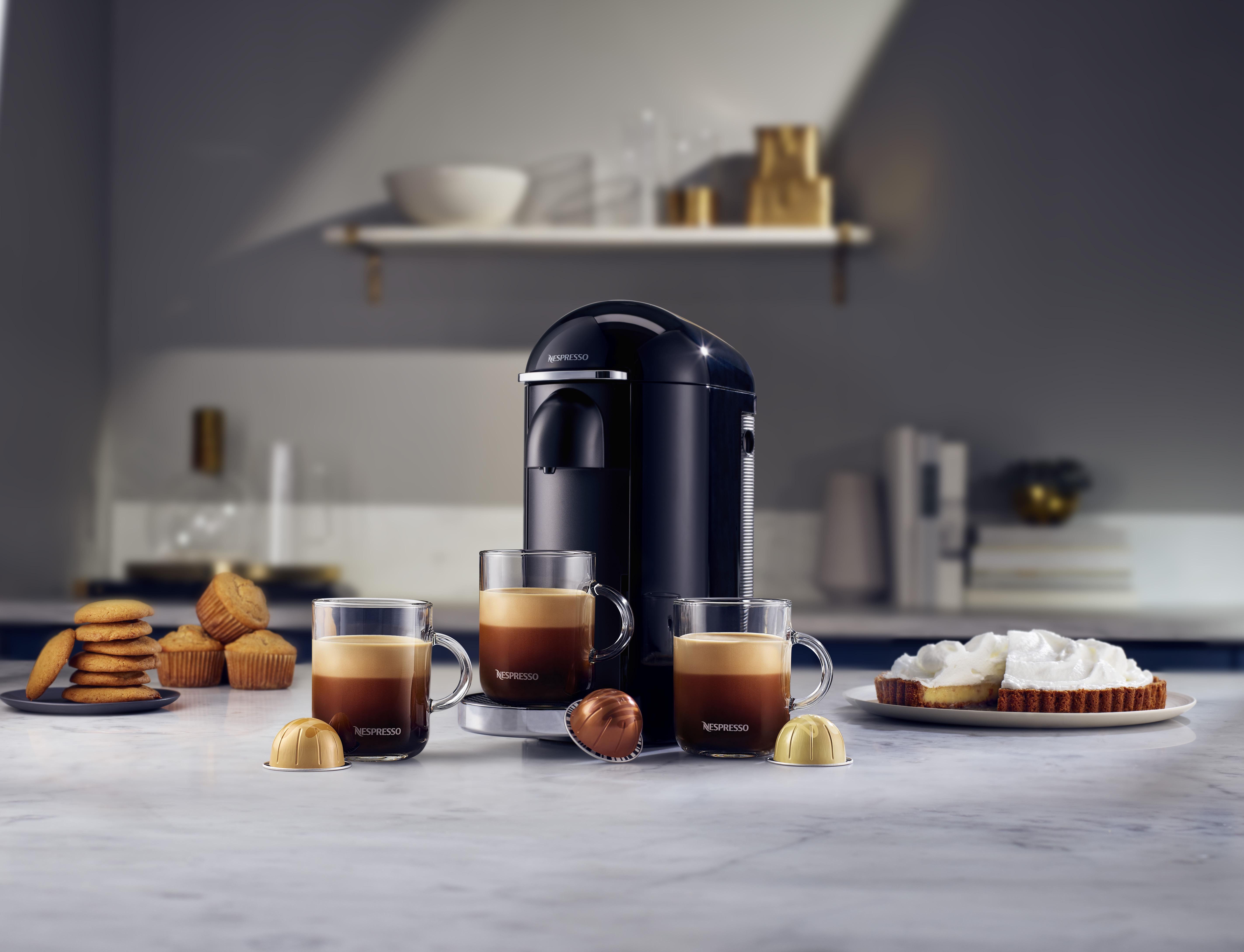 Nespresso выпустил коллекцию кофе по мотивам итальянских десертов
