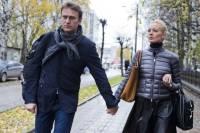 Навальный заявил, что возвращается в Россию