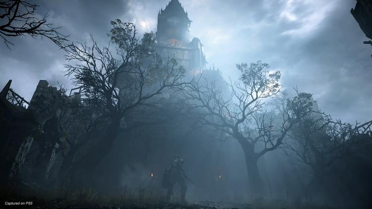 В ремейке Demon's Souls не будет трассировки лучей