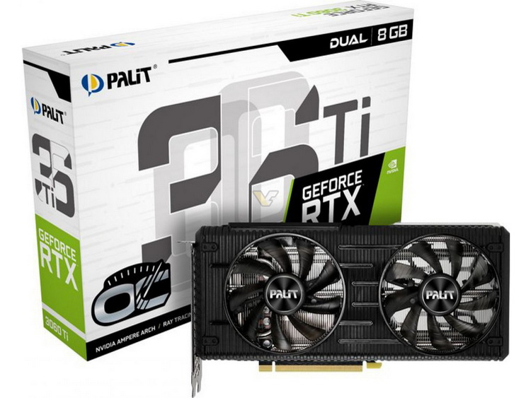 Palit готовит доступную GeForce RTX 3060 Ti Dual и продвинутую GeForce RTX 3060 Ti GamingPro