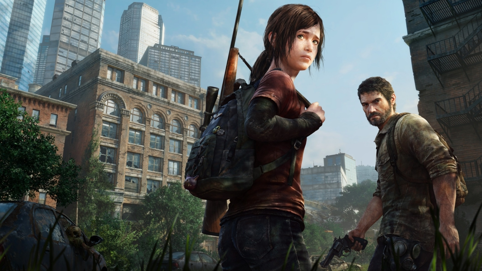 Создатели сериала по мотивам The Last of Us определились с актёрами на роли Джоэла и Элли