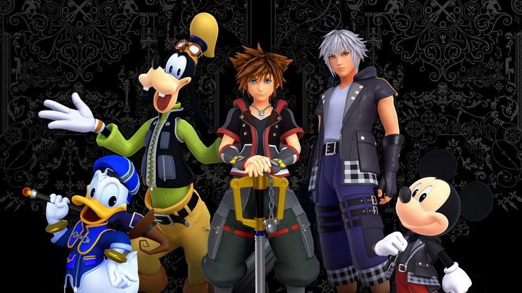 Square Enix порекомендовала i5-7500 и GTX 1070 для Kingdom Hearts III на ПК