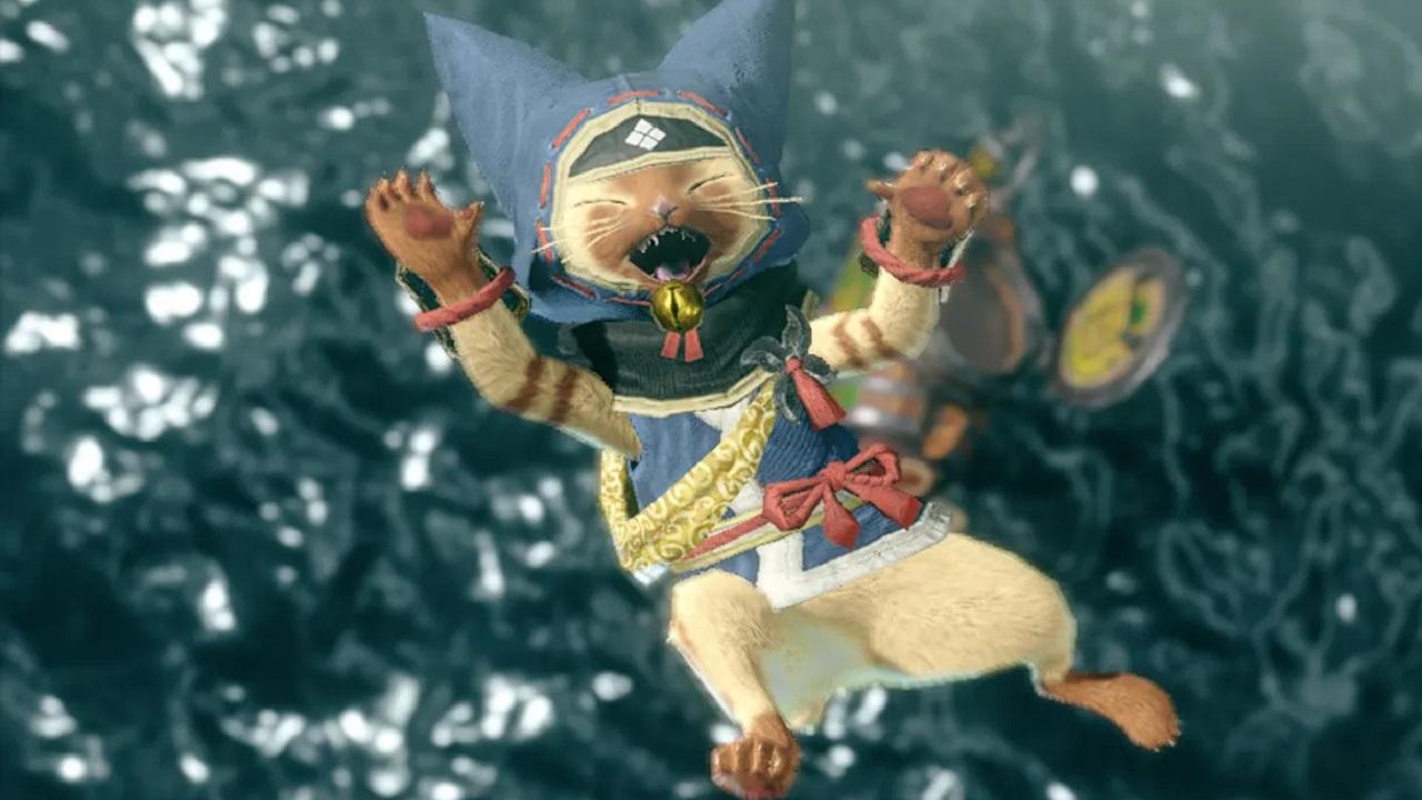 Разработчики Monster Hunter Rise отметили новую веху продаж раздачей набора внутриигровых предметов