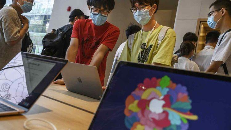 Дефицит компонентов начал ограничивать объёмы производства Apple iPad и MacBook