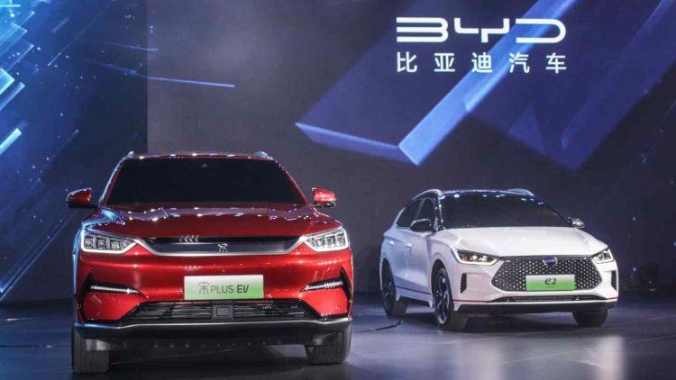 Китайская BYD предложила прочные LFP-батареи для электромобилей с запасом хода до 600 км