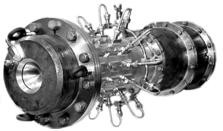 В России испытали демонстратор двигателя для перспективных орбитальных самолетов и гиперзвуковых ракет