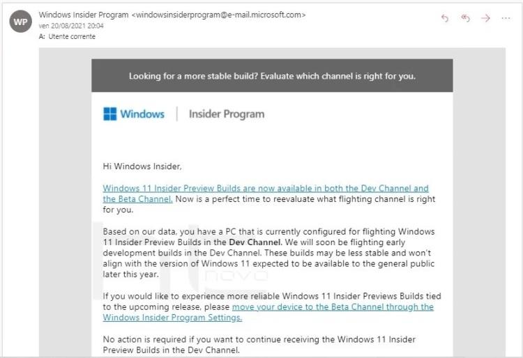 Microsoft предупредила инсайдеров, что новые сборки Windows 11 будут значительно менее стабильными