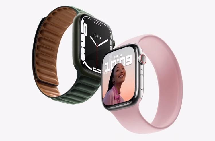 Представлены смарт-часы Apple Watch Series 7: неожиданный дизайн и увеличенный дисплей