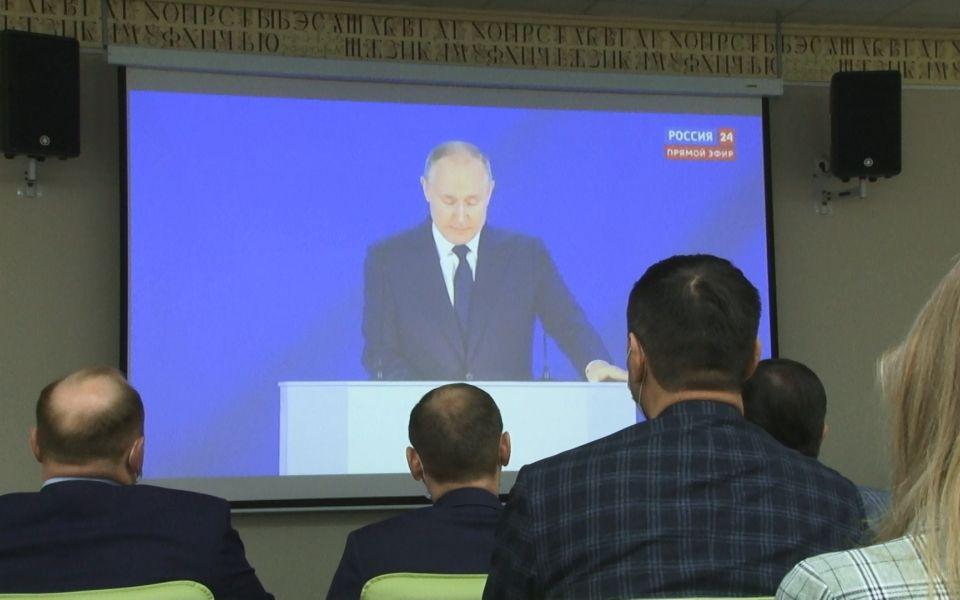 Чего ждать? Алтайские эксперты высказались о послании президента