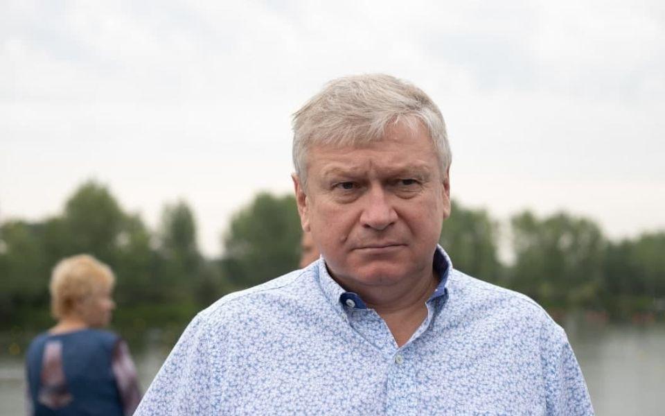 Юрий Шамков объяснил, может ли он повлиять на результаты выборов его сына