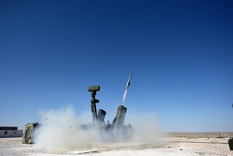 В Турции успешно испытали зенитно-ракетные комплексы Hisar A+