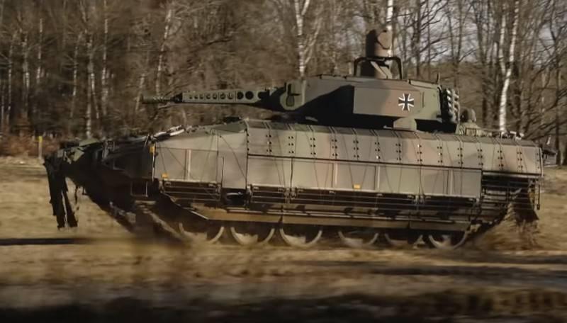 «Самая современная БМП в мире»: бундесвер о новом поколении бронемашин «Пума»
