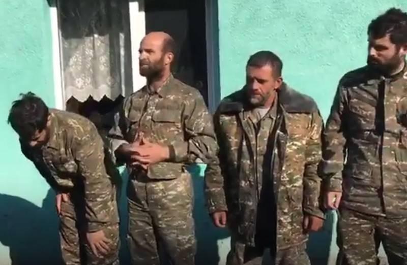 Власти Карабаха обвинили Баку в сокрытии данных о пленных армянских военнослужащих