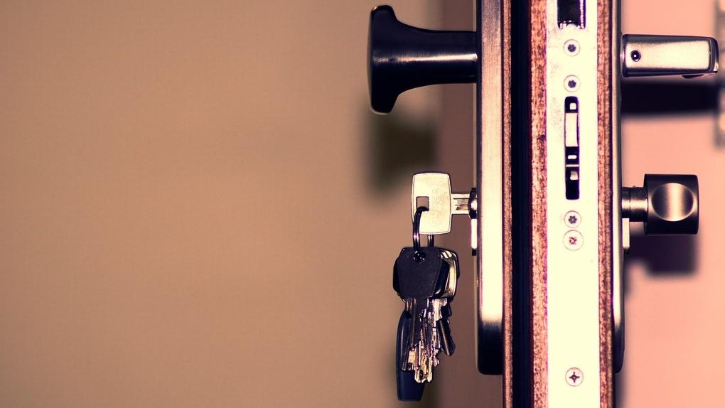 Двери с установкой под ключ