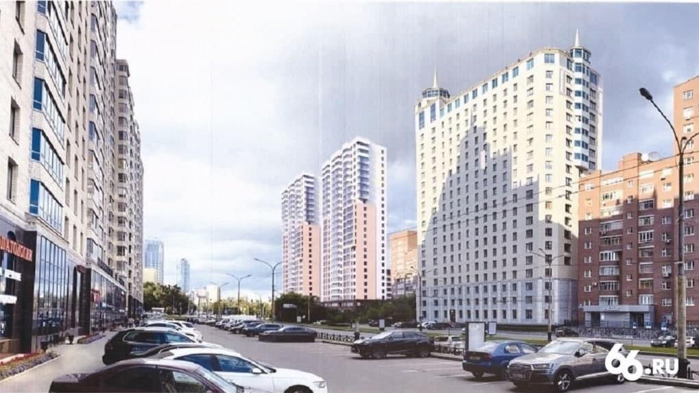 Корпорация «Маяк» не сможет застроить участок под зданием ПРОМЭКТа высотками. Три причины