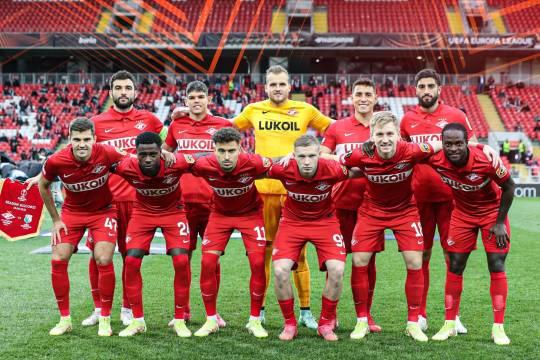 «Спартак» проиграл «Легии» в своём первом матче в Лиге Европы
