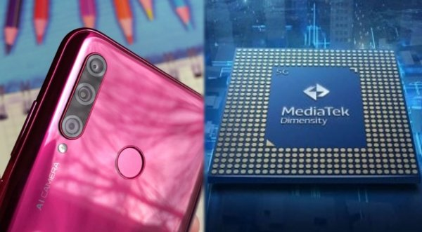 Смартфон Honor 30 Lite 5G получит процессор Dimensity 800 и экран на 6,5 дюйма