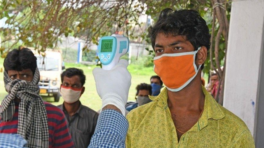 Индия побила новый антирекорд по суточной смертности из-за коронавируса