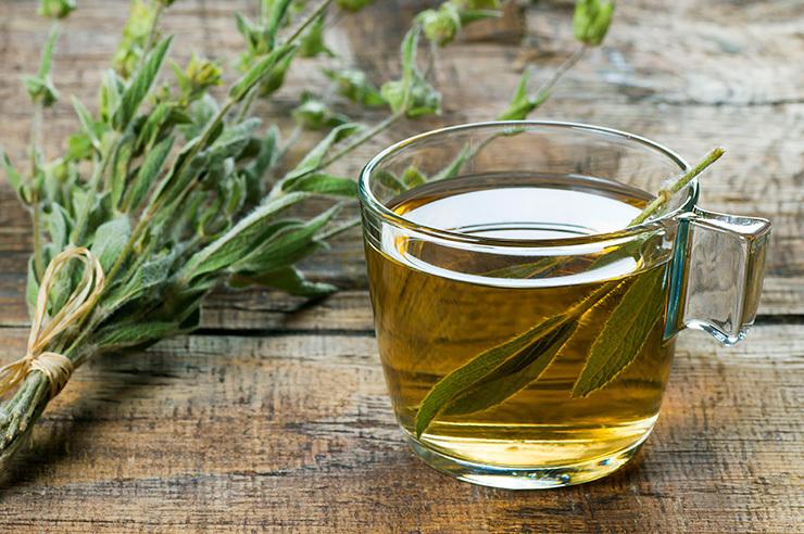 Ученые обнаружили полезный при COVID-19 чай