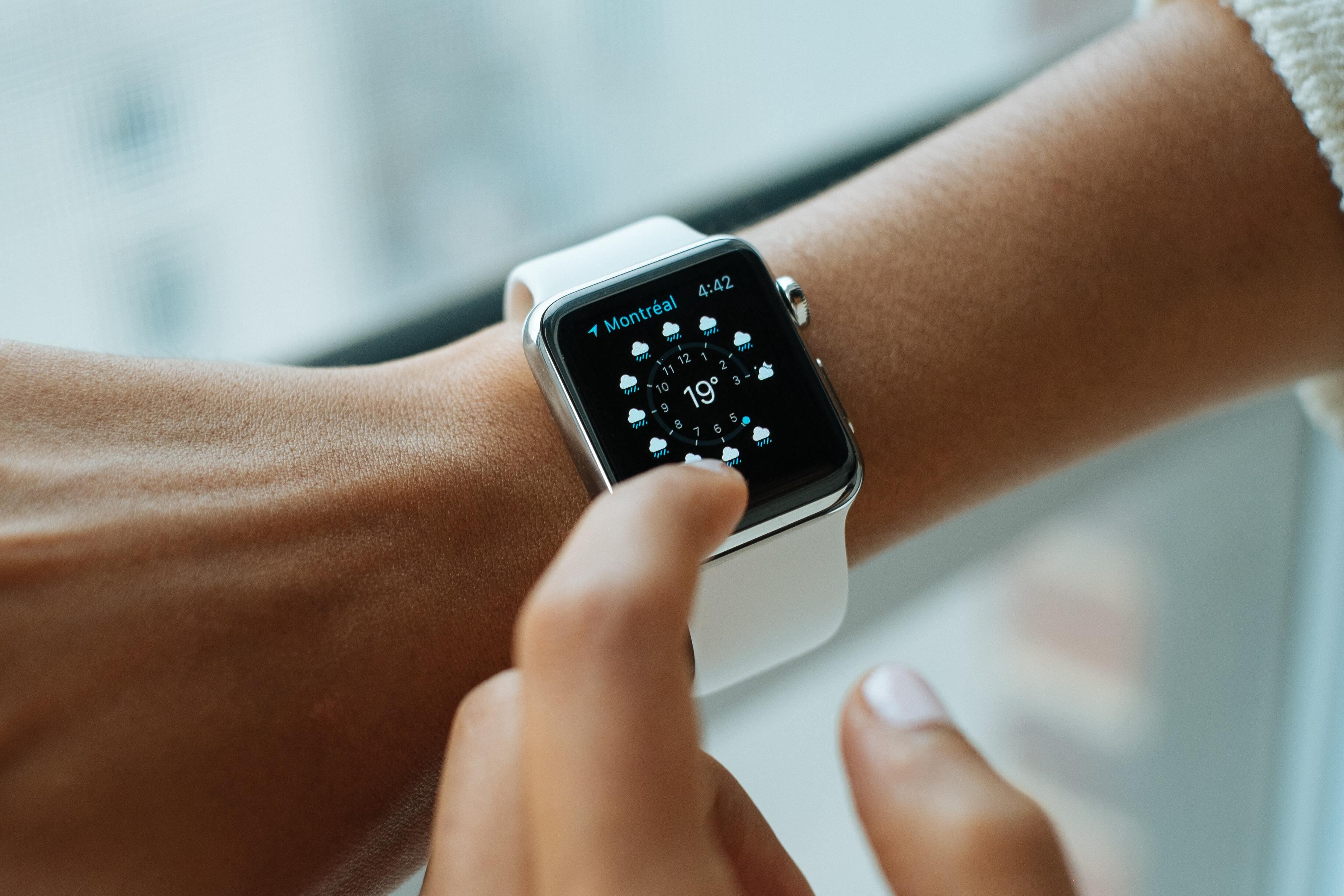Рассекречены новые функции часов Apple