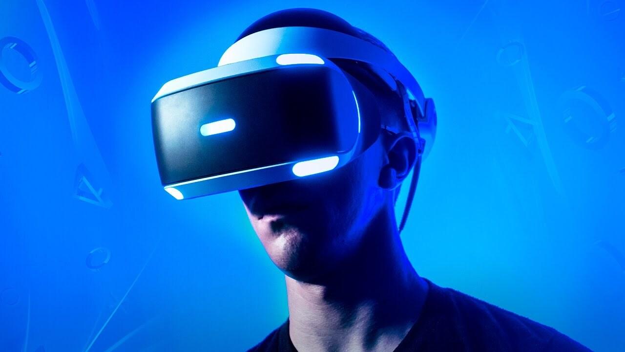 Sony анонсировала гарнитуру виртуальной реальности для PlayStation 5