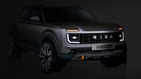 АвтоВАЗ представит новую Lada Niva в 2024 году