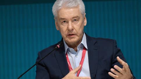 Собянин не планирует вводить новые коронавирусные ограничения