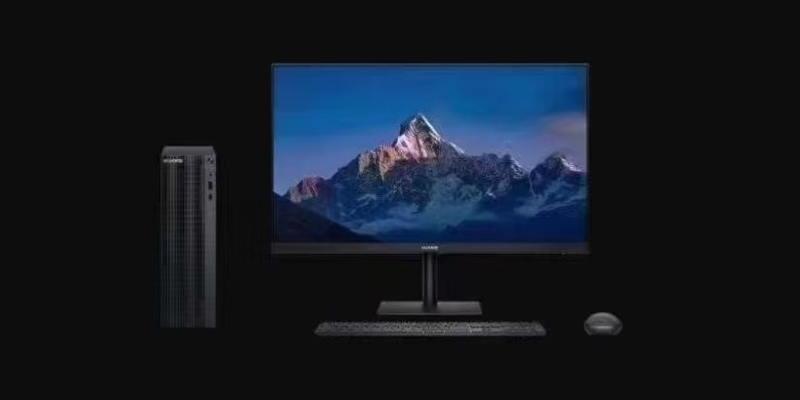 Huawei создала свой первый настольный компьютер — MateStation B515