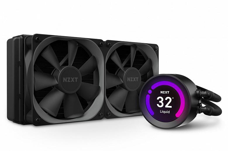 Ассортимент систем жидкостного охлаждения NZXT пополнила линейка Kraken X-3 RGB и модель Kraken Z53