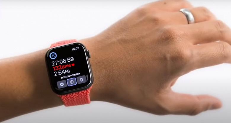 Apple представила жестовую систему управления уже выпущенными Apple Watch