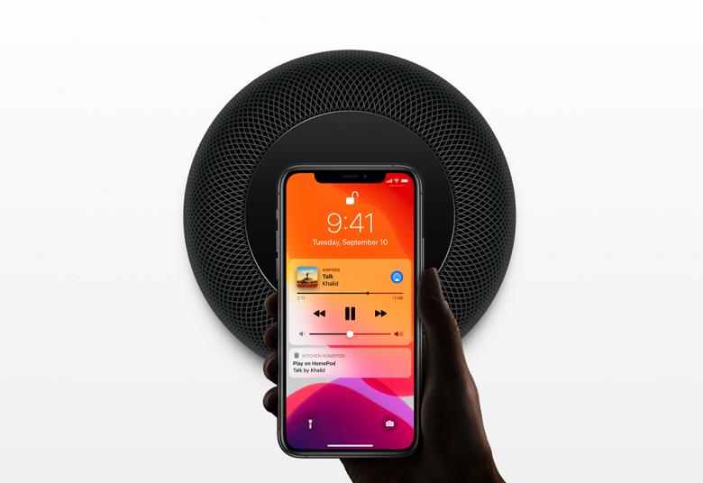 Apple готовит гибрид HomePod, Apple TV и устройства для видеозвонков