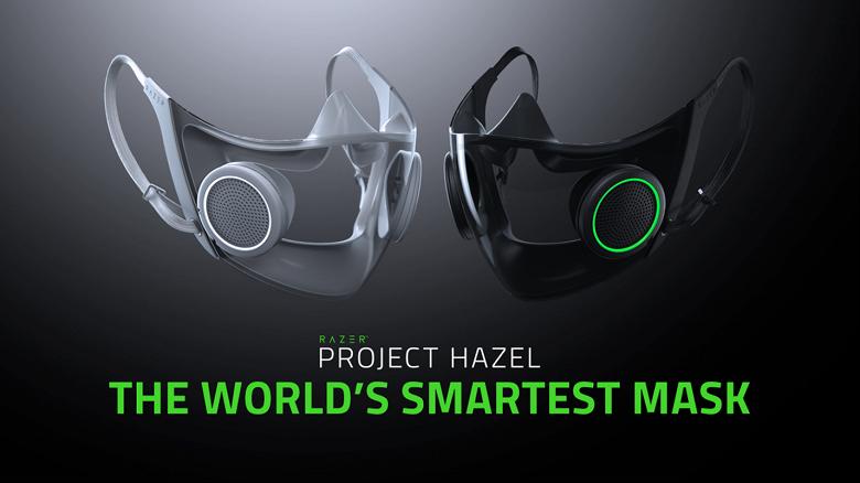 Представлена самая умная защитная маска в мире