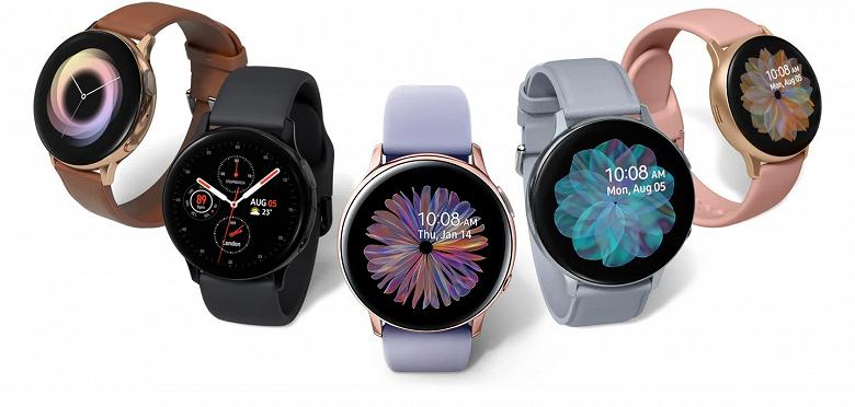 Samsung Galaxy Wise и Galaxy Fresh — новые умные часы с Wear OS