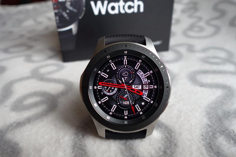 Оригинальные умные часы Samsung Galaxy Watch подешевели уже до 80 долларов в восстановленном виде