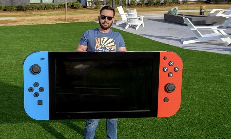 Новая консоль Nintendo уже близко? Указания на неё нашли в свежей прошивке для Switch