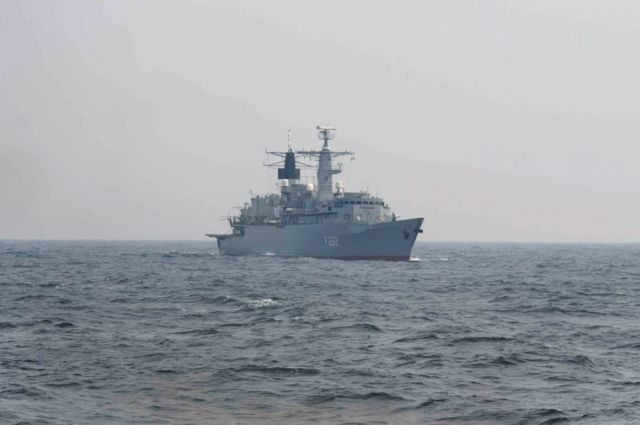 В Госдуме объяснили, для чего Украина принимает списанные корабли НАТО