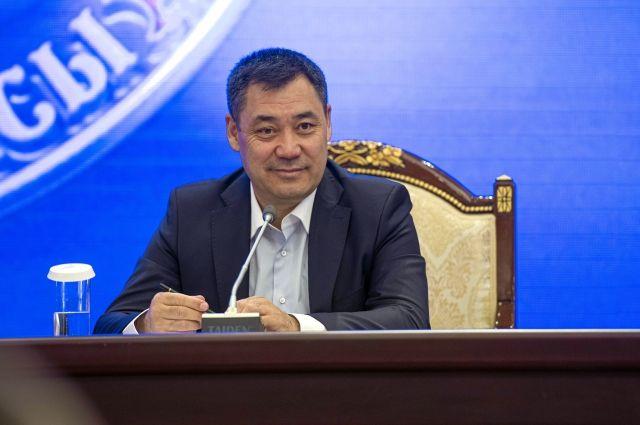 Президент Киргизии впервые прибудет в Россию с официальным визитом
